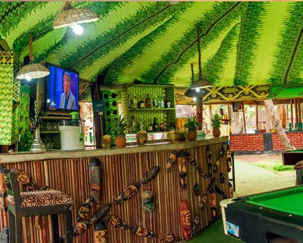 La Campagne Tropicana Resort Experience African Luxury